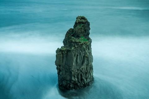 Playa de Vik , Islandia