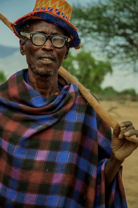 Hombre de Tribu Arbore